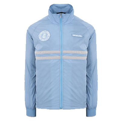 UNFAIR ATHLETICS Windrunner LIGHT CARBON light blue