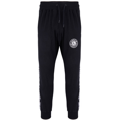 UNFAIR ATHLETICS Trackpants HYBRID TAPED black