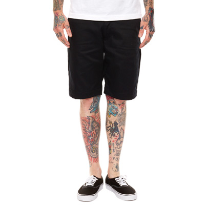 REBEL8 Shorts WORK black