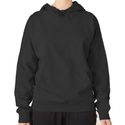 CLEPTOMANICX Girl Hoody LIGULL phantom black