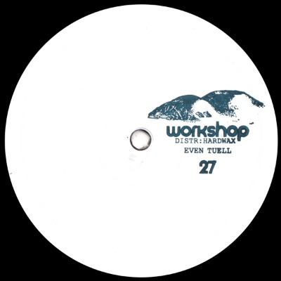 Even Tuell - Workshop 27 - Vinyl 12""