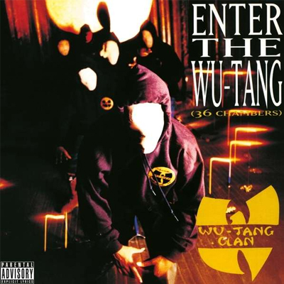 Wu Tang Clan - Enter The Wu-Tang - Vinyl LP