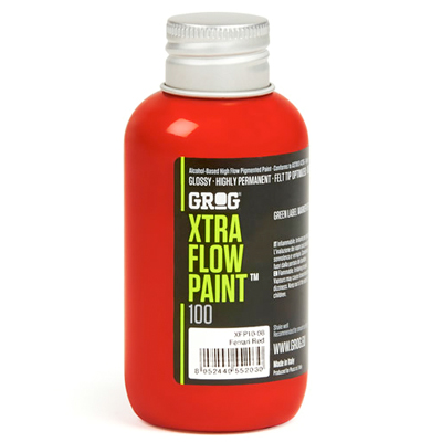 GROG Xtra Flow Paint XFP 100ml