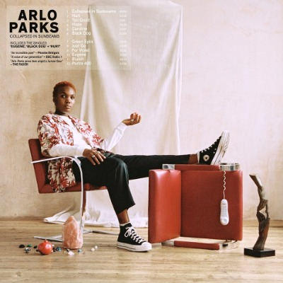 Arlo Parks - Collapsed In Sunbeams - Vinyl LP