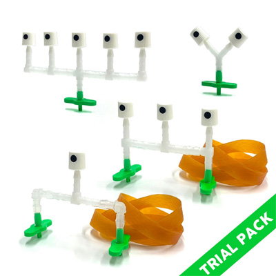 FADEBOMB Green Adapter Trial Pack