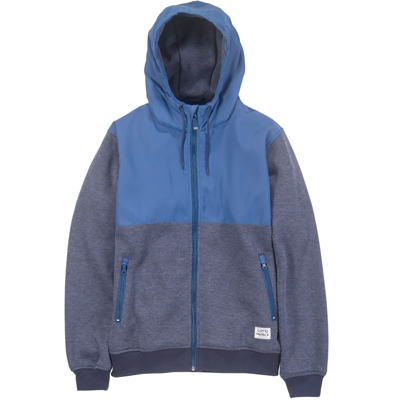 CLEPTOMANICX Jacke AKIN dark navy/blue