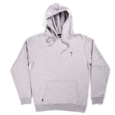 SELVA Hoody ALGARVE heather grey