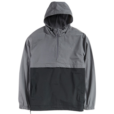 CLEPTOMANICX Jacket CITYHHHOODED 2 black/castle rock