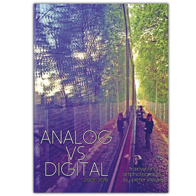 ANALOG vs. DIGITAL Book