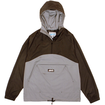 ANTEATER Jacket AHOPAK ANORAK black/dark grey