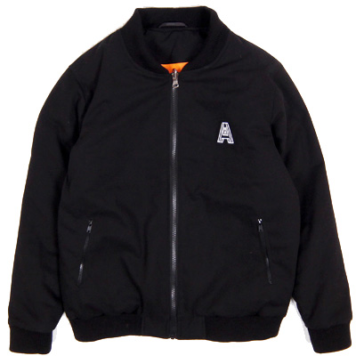 ANTEATER Jacket ACAB BOMBER black/orange