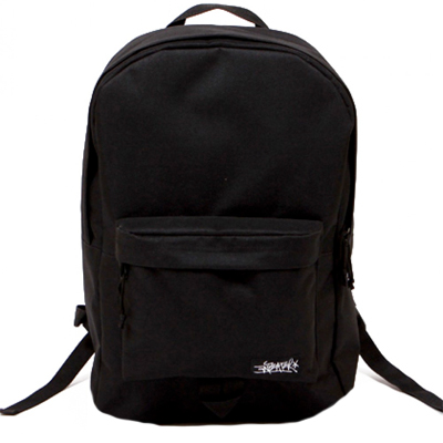 ANTEATER Rucksack CITY BAG black