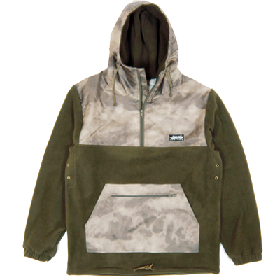 ANTEATER Jacket SPRAY ANORAK khaki