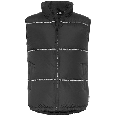 UNFAIR ATHLETICS Winter Jacket ATHLETIC VEST black