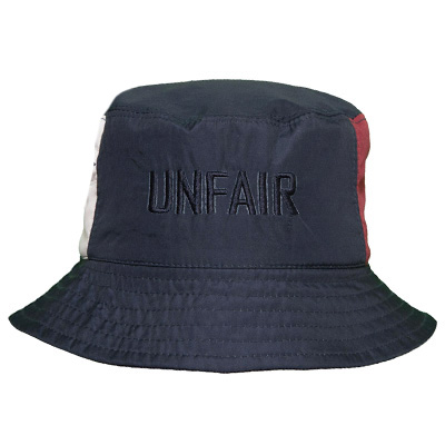 UNFAIR ATHLETICS Bucket Hat NIZZA navy