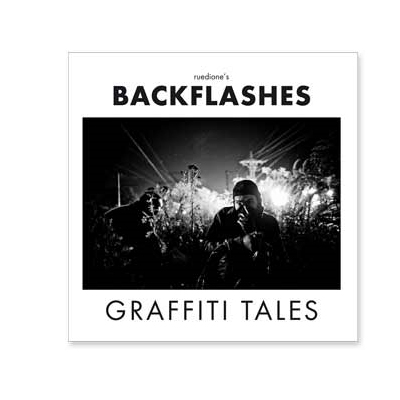 BACKFLASHES Ruedione GRAFFITI TALES Book
