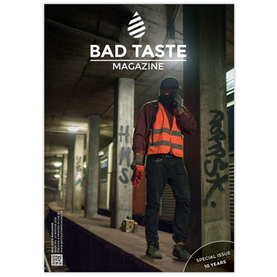 BAD TASTE Magazine 20 Hamburg