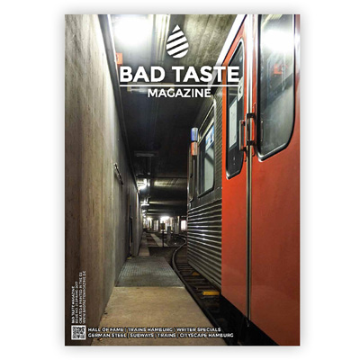 BAD TASTE Magazine 21 Hamburg