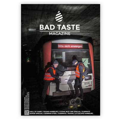BAD TASTE Magazine 19 Hamburg