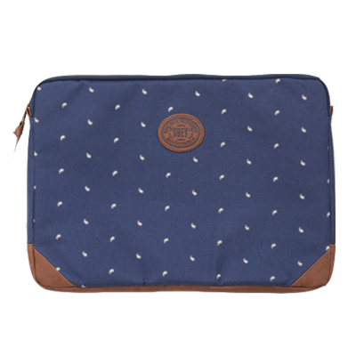 OBEY Laptop Case BALLAST dark navy 10""