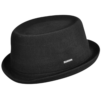 KANGOL Hat BAMBOO MOWBRAY black