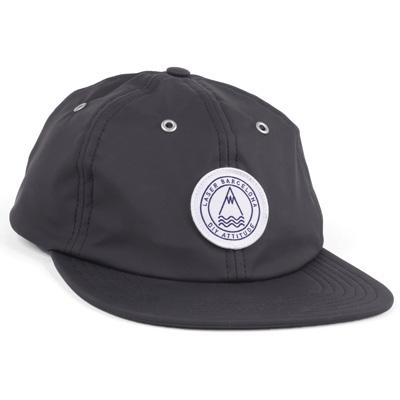 LASER 6Panel Rain Hat BARCELONETA black b59704b116c7