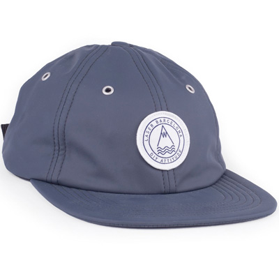 LASER 6Panel Rain Hat BARCELONETA navy