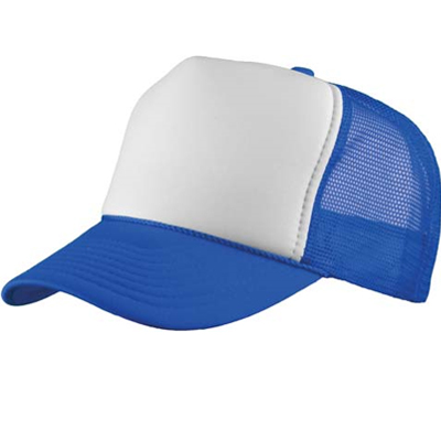 Baseball Trucker Cap royal/white