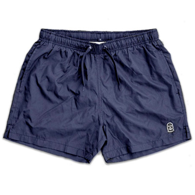 VANDALS ON HOLIDAYS Swim Shorts MASK navy