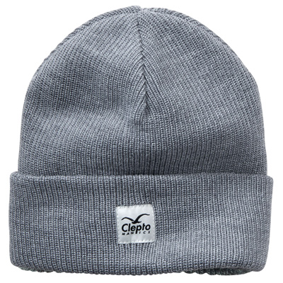 CLEPTOMANICX Beanie CIMO heather grey