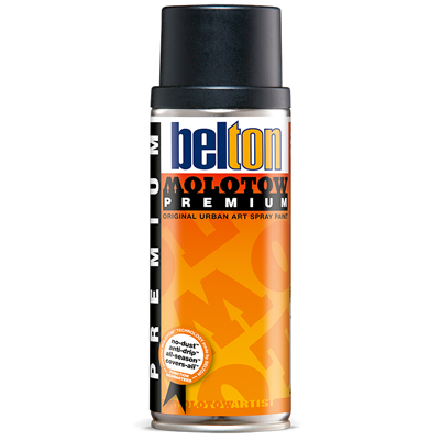 BELTON MOLOTOW PREMIUM 400ml Spray Can