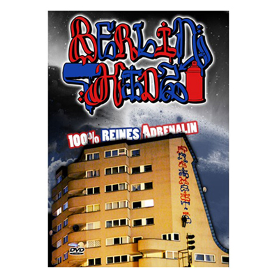 BERLIN KIDZ DVD - 100% reines Adrenalin