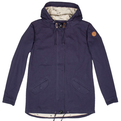 CLEPTOMANICX Girl Jacke BINGO dark navy