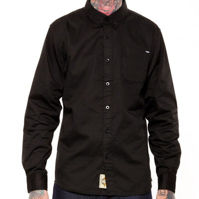 REBEL8 Shirt JUNCTION black