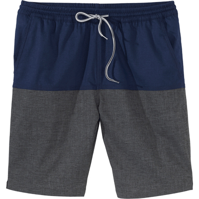 CLEPTOMANICX Board Shorts HEMP JAM dark grey/dark navy