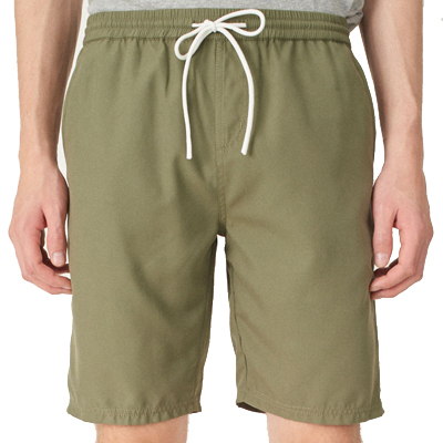 CLEPTOMANICX Board Shorts MAGIC SHORTS dusty olive