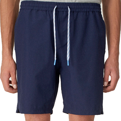 CLEPTOMANICX Board Shorts TRACK TWO dark navy