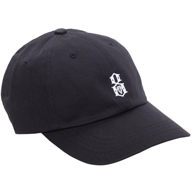 REBEL8 Baseball Cap BOGEY black