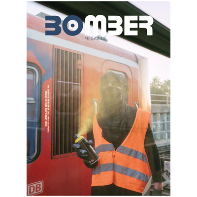 BOMBER Megazine 30 Years Anniversary Issue