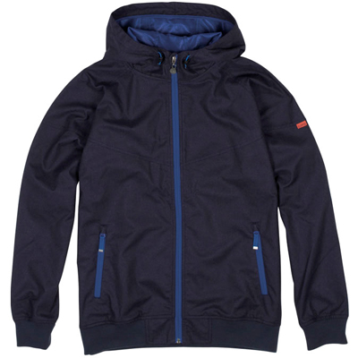 CLEPTOMANICX Jacke BURNER BONDED dark navy