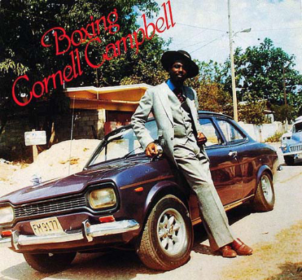 Cornell Campbell - Boxing - Lp