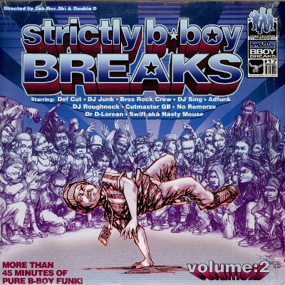 Various Artists - Strictly B-Boy Breaks Volume 2 - 2xLp