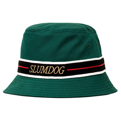 SLUMDOG Bucket Hat bottle green