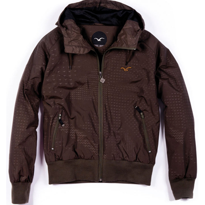 CLEPTOMANICX Girl Jacke BURNER NIGHT CAMO brown