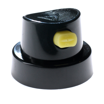 CALLIGRAPHY CAP TRANSVERSAL black-yellow