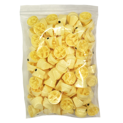 BANANA Ultra Skinny Cap 94 cream-black - 100er PACK