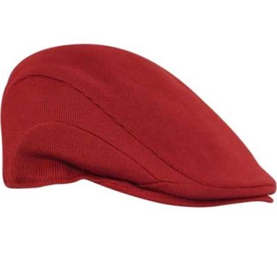 990e0342 Kangol Headwear - KANGOL Flat Cap TROPIC 507 cardinal red - Diverse ...