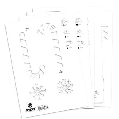MTN Stencil Pack Christmas 87bd3a04066a