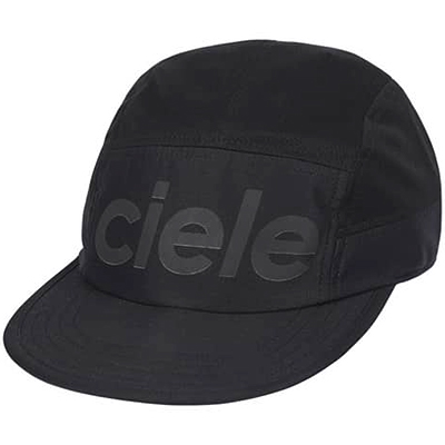 CIELE 5Panel Cap GOCAP CENTURY SHADOWCAST black
