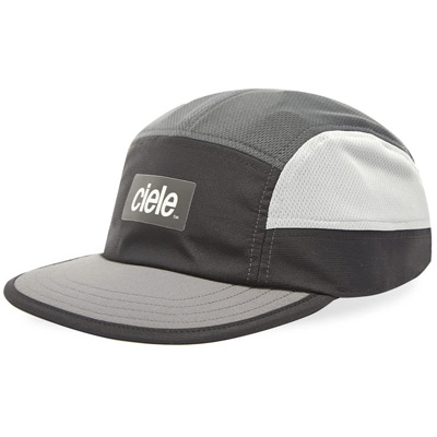CIELE 5Panel Cap GOCAP STANDARD WHITAKER black/grey